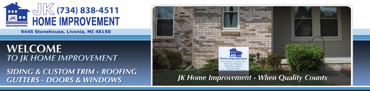 Contact JK Home Improvement