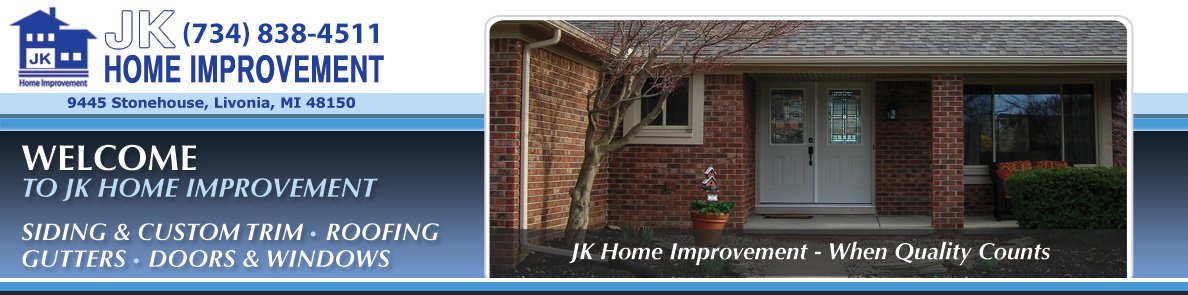 Testimonials - JK Home Improvement